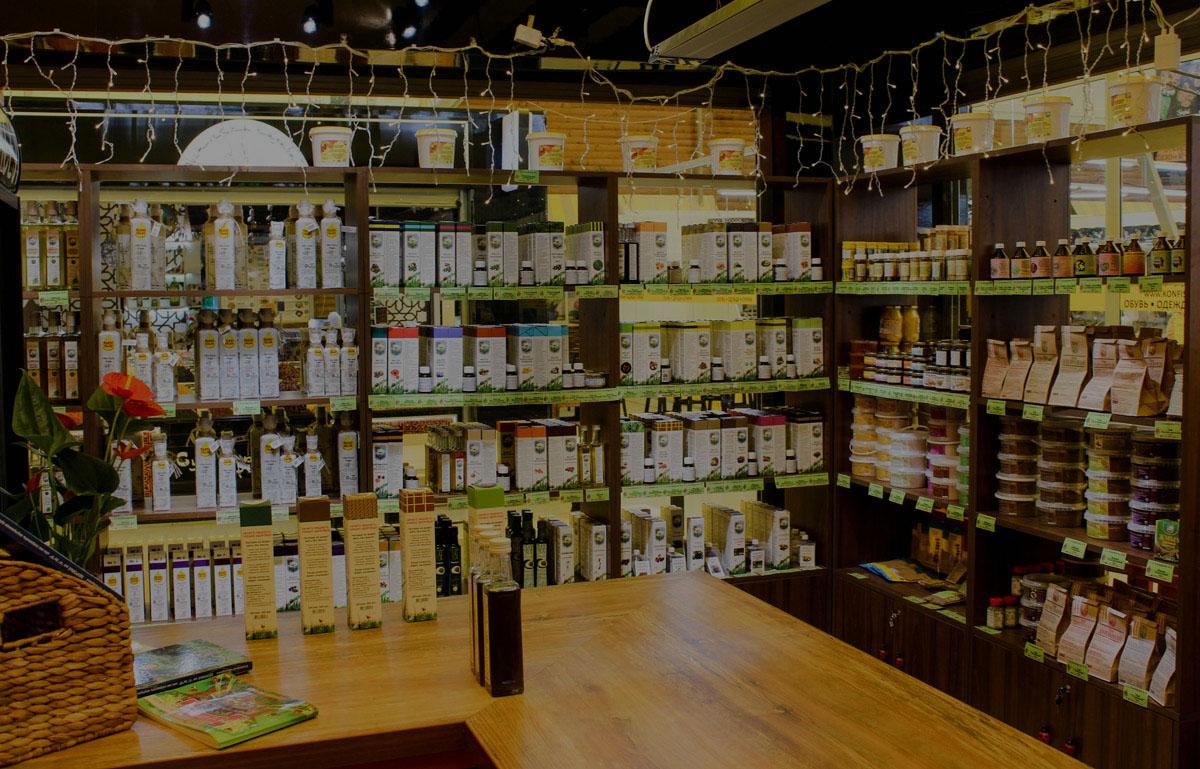 Магазин натуральных масел холодного отжима